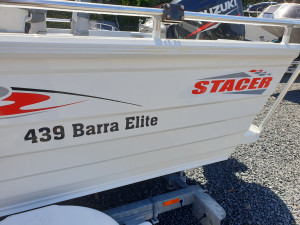 STACER 439 BARRA ELITE