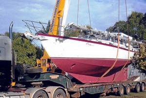 John Pugh 45ft Motor Sailer