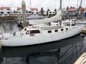 1965 Louis Phillips Yacht