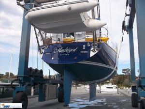 Moody 46 Centre Cockpit sloop