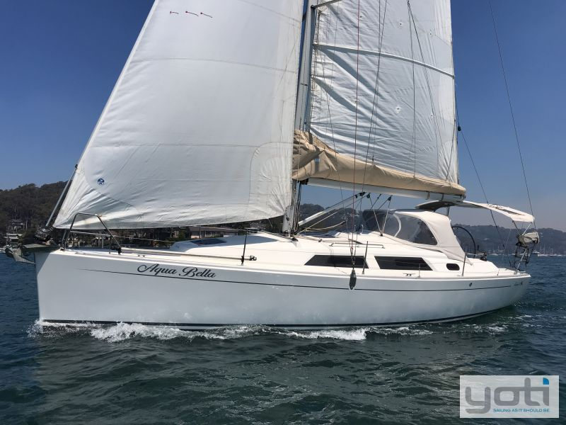 Hanse 355 - Aqua Bella - $154,000