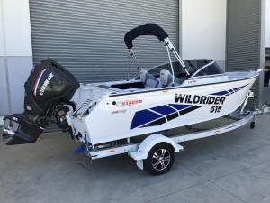 Stacer 519 Wild Rider E115 HO G2 2020 Model