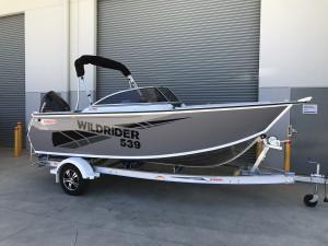 Stacer 539 Wild Rider 2020 Model