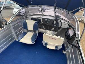 STACER 429 SEAHAWK RUNABOUT
