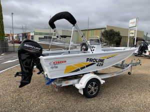STACER 429 PROLINE ANGLER SIDE CONSOLE