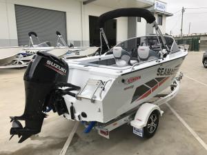 Stacer 499 Sea Master 2020 Model