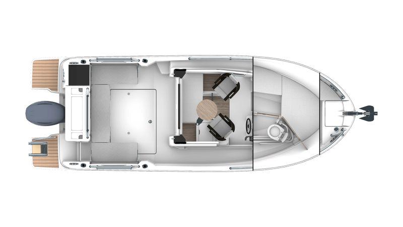2020 Jeanneau Marlin 695 Series 2