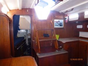 1985 Swarbrick Chatham 40