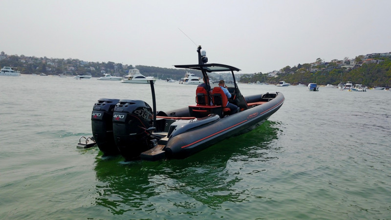 2018 Technohull 999 - Commercially Endorsed for charter (12 Pax)