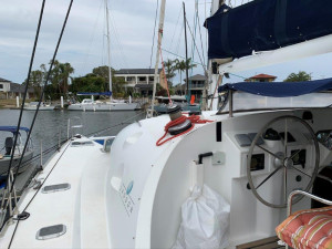 2004 Lagoon 470 Owners Version