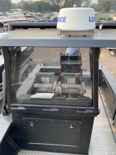 Seatech 6.7m vessel