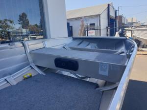 369 Territory Stacer, aluminum trailer and 20hp Mercury 4 stroke
