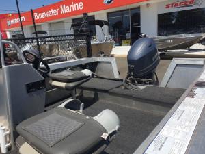 468 Avenger Seajay, trailer and 60hp Yamaha 4 stroke 2016 package