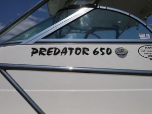 Evolution 650 Predator Hard Top