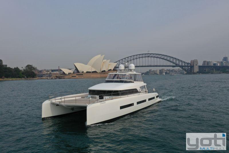 Lagoon SEVENTY8 Motor Yacht - GBS