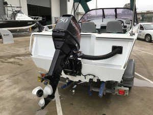 Sea Jay 455 Runabout 2006 Model