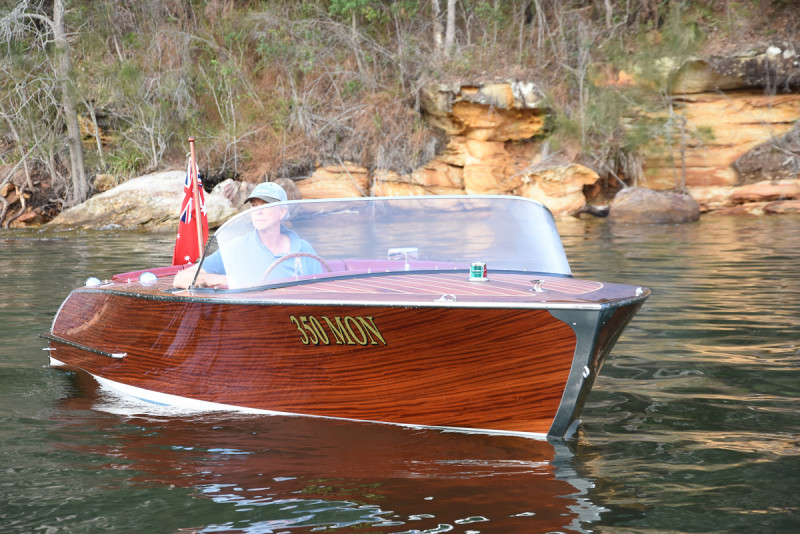 Monaco Custom Gentlemans Runabout