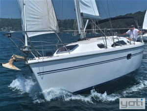 Catalina 320 MKII - Solutions