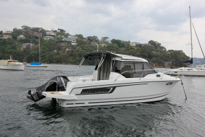 2018 Jeanneau Merry Fisher 795