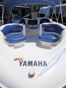 YAMAHA EXCITER 270 JETBOAT