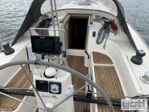 Hanse 370e - Fidra - $149,000