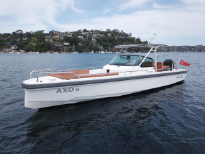 Axopar 28 T-Top Series II