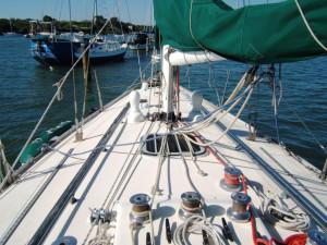 East Coast 31 Sailing Vessel