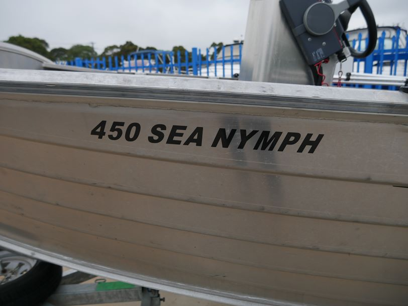 Clearwater 450 Sea Nymph