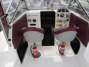 Haines Hunter 680 SF Offshore