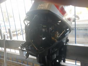 15hp Mariner short shaft USA