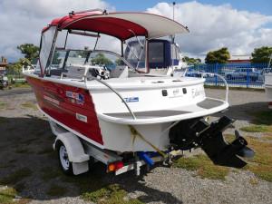 Quintrex 530 Freedom Cruiser Bow Rider