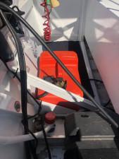 2016 SAVAGE JABIRU OPEN ALUMINUM DINGHY WITH  YAMAHA 40HP 4-STROKE