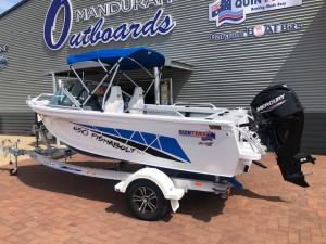 Quintrex 450 Fishabout Pro