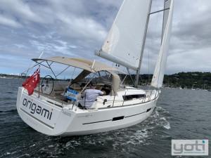 Dufour Grand Large 412 - Origami - $329,000