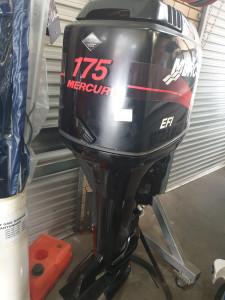 175hp Mercury 2 stroke XL shaft INC FITUP