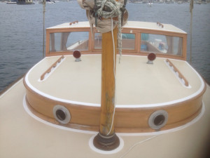 26' Timber Couta Boat