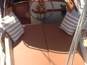 66' Wooden Custom Built Ketch Rigged
