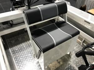 Bar Crusher 615XS Plate Aluminium Rear Centre Console