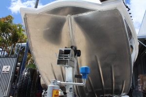 QUINTREX 440 HORNET TROPHY Tiller Steer powered with a Yamaha F 60 HP our Pack 3
