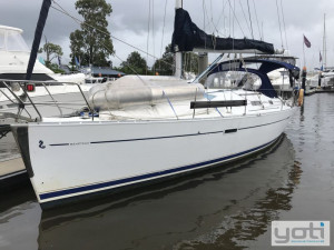 Beneteau Oceanis Clipper 343 - Christina Jay - $119,000