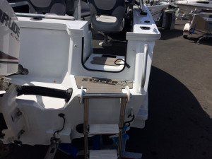 AS NEW 2019 STACER 499 WILDRIDER WITH 75HP EVINRUDE FOR SALE