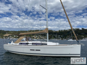 Dufour Grand Large 375 - Gaelforce