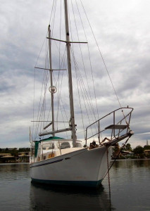 32ft Roberts Henry Morgan Ketch