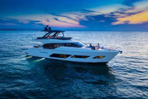 Ferretti Yacht 720