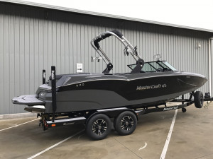 MasterCraft NXT22 2020 Model – Slate Gray + Midnight Black
