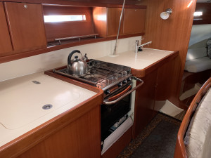 2007 Dufour Grand Large 425