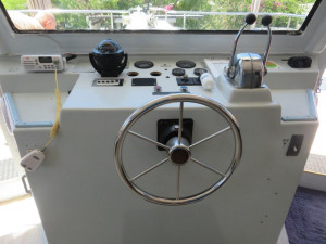 43ft Jabiru Houseboat