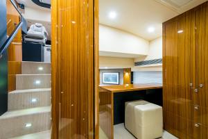 Maritimo S50 Sedan Motoryacht