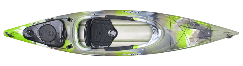 Brand new Feel Free Windermere sit in touring kayaks reduced from $1399 to $999!!! - 3 only (SAVE $400)