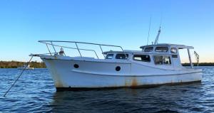 28ft Fleming Bay Cruiser
